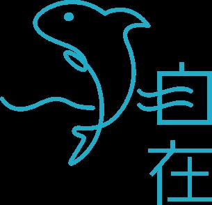 自在logo
